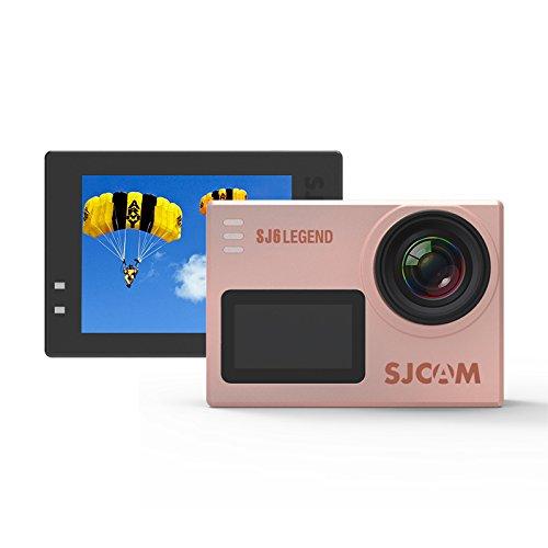 SJCAM SJ6 Legend 2' Touch Screen Remote Action Helmet Sports DV Camera Waterproof 4K 1080P 24FPS Action Camera, (3 colors available) SJCAM