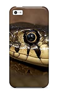 Carroll Boock Joany's Shop New Style For Iphone Protective Case, High Quality For Iphone 5c Ring Snake Skin Case Cover