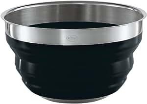 Rosle 15720 9.4-in Black Foldable Bowl