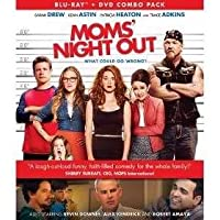 Mom's Night Out [Blu-ray]