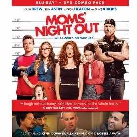 Mom's Night Out [Blu-ray] by Provident Distribution Group
