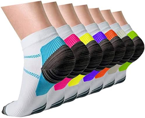 Compression Running Plantar Fasciitis Socks