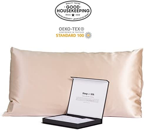 Fishers Finery Mulberry Pillowcase Housekeeping product image
