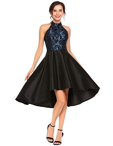 high low ball dresses - 5