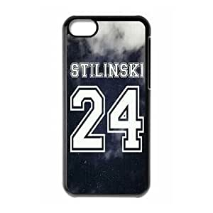 DIY Cover Case for iPhone 5c w/ Teen Wolf image at Hmh-xase (style 8) by gostart by paywork