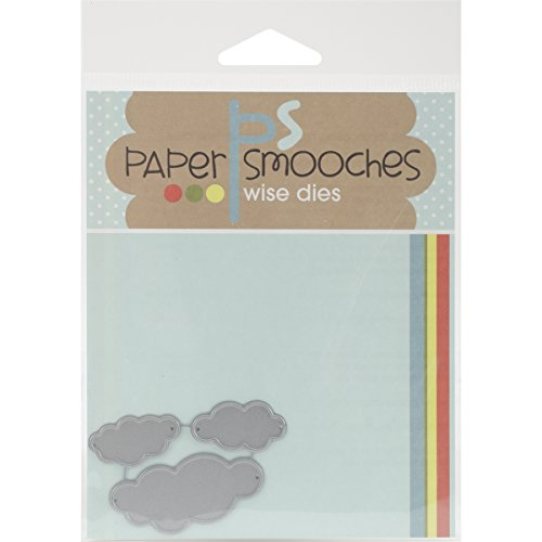 Paper Smooches Die, Cute Clouds