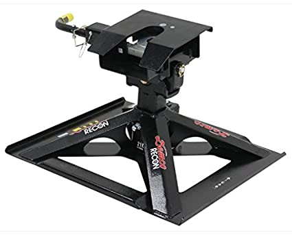 5th Wheel Gooseneck Hitch >> Amazon Com Demco 8550045 Recon Hitch 21k Gooseneck Ball Mount