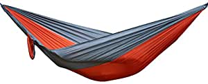 Portable Lightweight Single Parachute Camping Hammock by Swift Outdoor