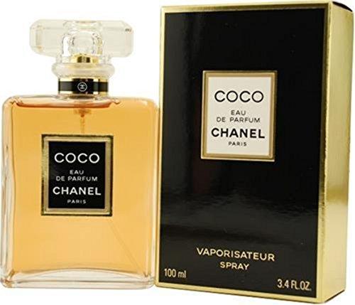 CHȂNEL COCO Eau De Parfum Spray 3.4 FL. OZ. For Women