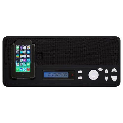 Master Intercom System (IntraSonic I2000MB I2000 Music & Intercom Master Station, Black)