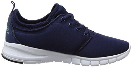 Mint Deportivas Propus para Azul Interior Navy para Lonsdale Zapatillas Mujer q6Uwpqnz
