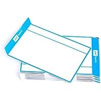 PATboard Scrum Board y Kanban Board pequeño Task Cards Magnético - Set de 16-6 colores - Azul