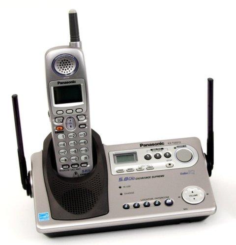 Refurbished Panasonic KX-TG5212 Cordless Handset Phone with CID