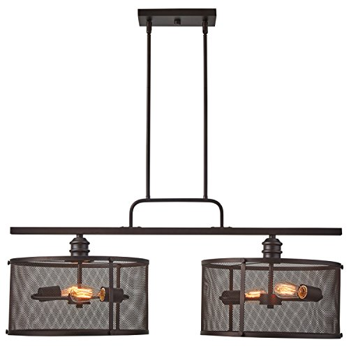 Double Pendant Island Lighting in US - 3