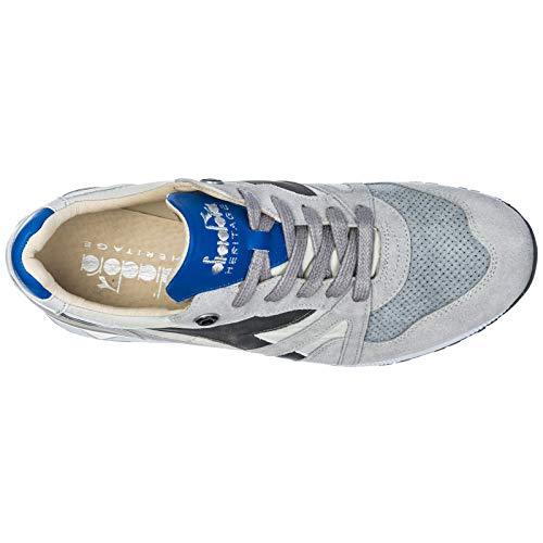 Grigio Sneaker Diadora Taglia Colore Dust 173892 Ash S N9000 H 45 Gray Sw 201 rAvxqOrndw