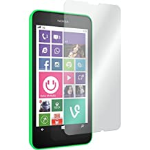 2 x Nokia Lumia 635 Protection Film Tempered Glass clear - PhoneNatic Screen Protectors