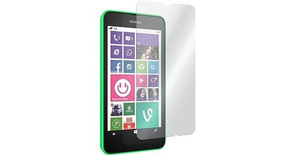 Amazon.com: 2 x Nokia Lumia 635 Protector de visualización ...