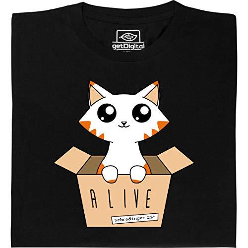 Buy schrodinger cat t-shirt