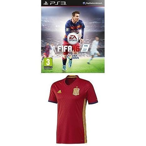 FIFA 16 - Standard Edition + 1ª Equipación Selección Española de ...