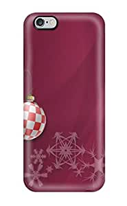 High Grade AnnDavidson Flexible Tpu Case For Iphone 6 Plus - Abstract 3d Thanksgivings
