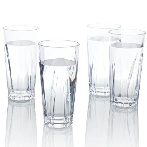 Glass 16 Ounce Tumbler - 3