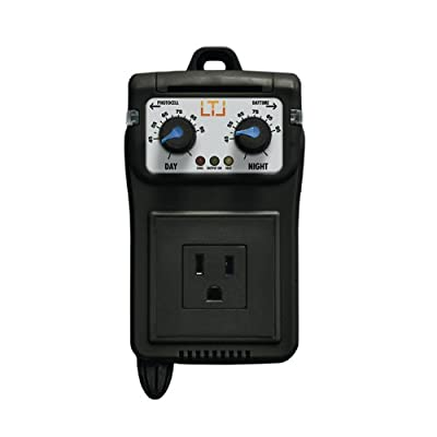 LTL Temp Control - Day/Night Temperature Controller