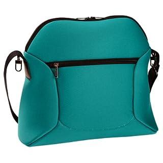 Peg Perego Borsa Soft Diaper Bag, Teal