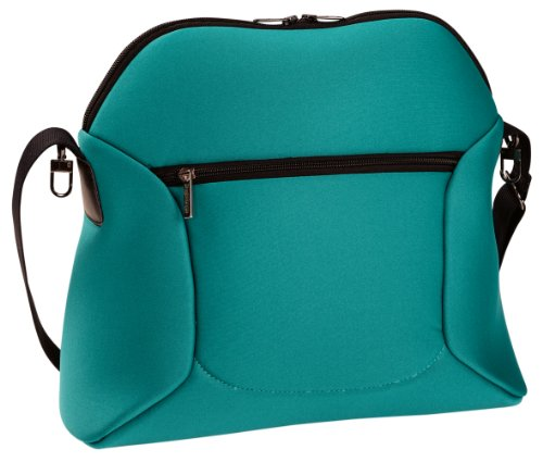 Peg Perego Borsa Soft Diaper Bag, Teal