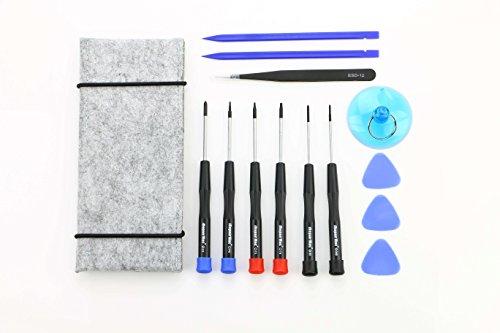 Precision Screwdriver Repair Tool Kit For MacBook Pro, MacBook Air, and MacBook Retina Maintenance