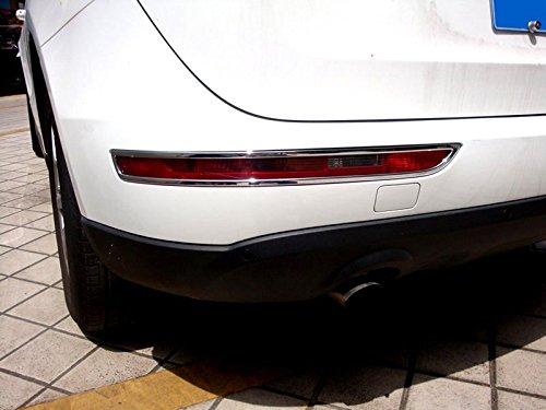 2016 Exterieur Nebelschlussleuchte Stylingleisten ABS Kunststoff Verchromt 2 St/ück HIGH FLYING f/ür Q5 8R 2008
