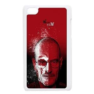 Breaking Bad Walter White Artwork iPod Touch 4 Case White DIY TOY xxy002_918514