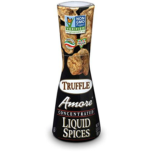 Price comparison product image Amore All Natural Liquid Spices, Truffle, 2 Ounce