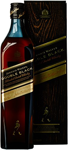 Johnnie Walker Double Black Blended Scotch Whisky (1 x 0.7 l)