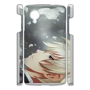 Google Nexus 5 Phone Case White Black Butler UKT8574600