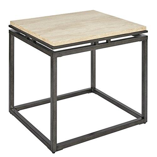 (Madison Park MP120-0461 Sammi End Table, Sqr)