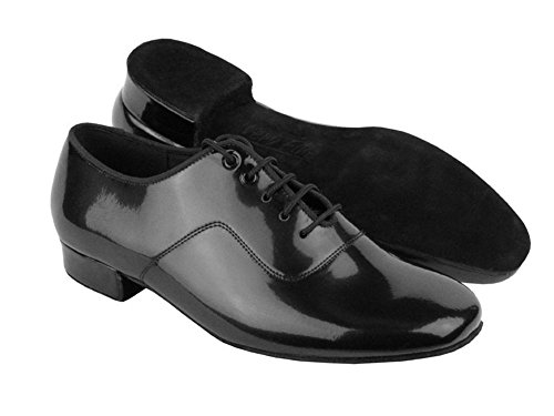Very Fine Dance Shoes C917101 Black Patent Leather (Competition Grade) Size 10