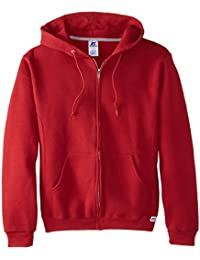 Russell Athletic Men's Dri Power Full Zip Fleece Hoodie