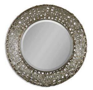 (Uttermost Alita Mirror 3 x 32 x 32, Champagne, 32.3