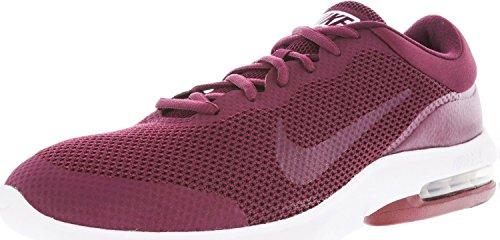 16 Nike Sneaker weiss Rot Uomo bordeaux 7Xw74a