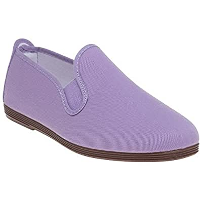 FLOSSY Alfaro Girls Shoes Lilac