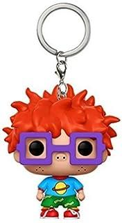 Amazon.com: Funko Pop Keychain Stranger Things Eleven with ...