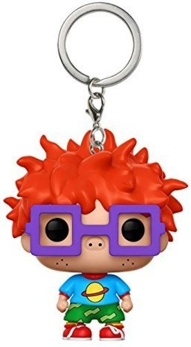Funko Pop Keychain Rugrats Chuckie Action Figure