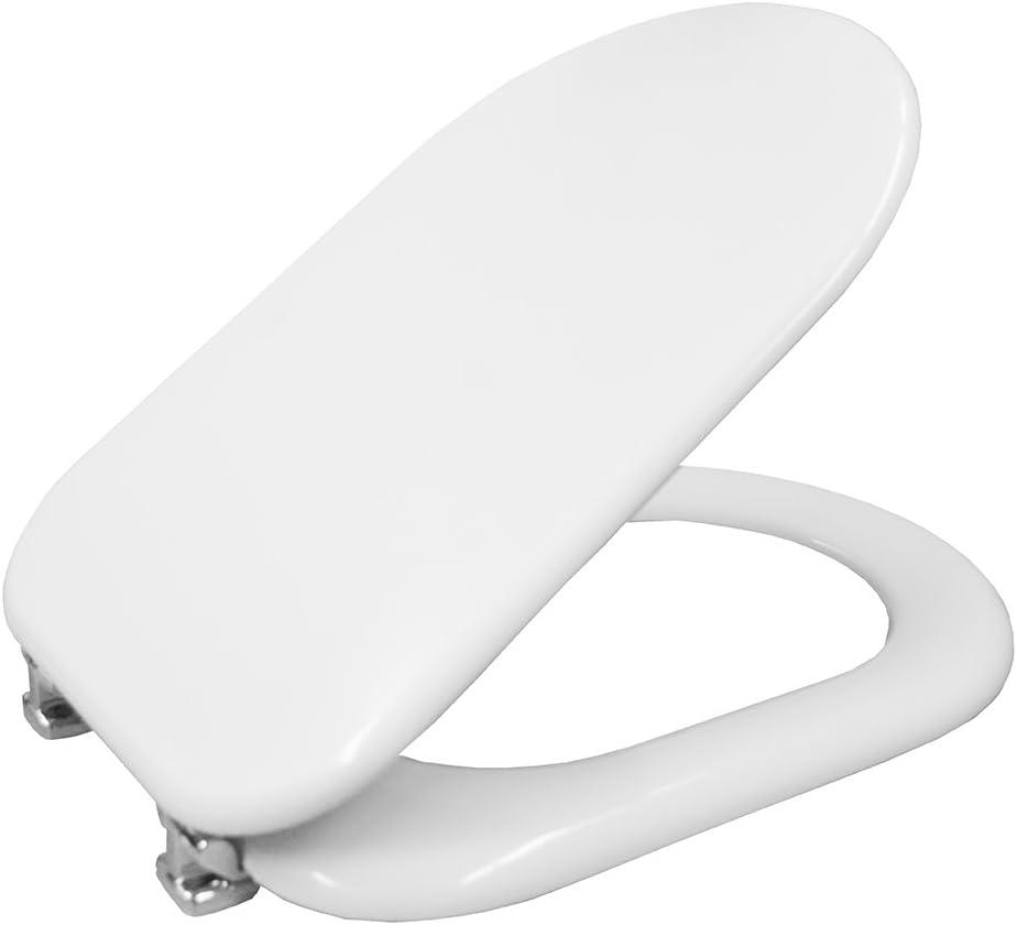 Bemis 3450/cpt000/Sintesi STA-TITE Asiento para inodoro Dedicato blanco