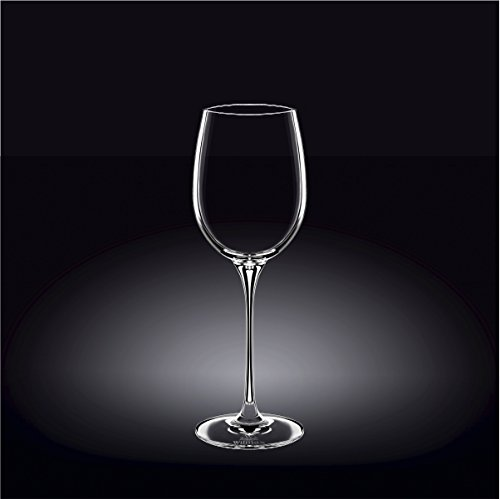 Wilmax 888036 400 ml Wine Glass Set of 244; Pack of 12 by Wilmax