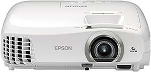 Epson EH-TW5300 - Proyector home cinema (2.200 lúmenes, resolución 1920 x 1080), color blanco
