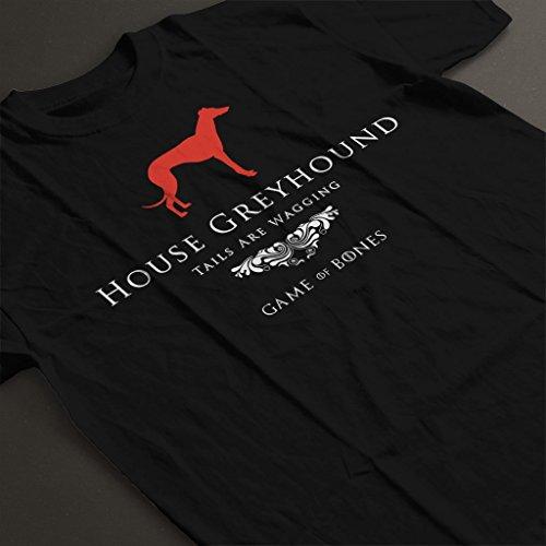 Thrones Greyhound of Women's T Inspired Game Shirt House Ztqdw8q