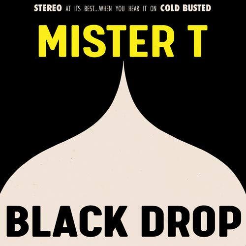 Vinilo : Mister T - Black Drop (LP Vinyl)