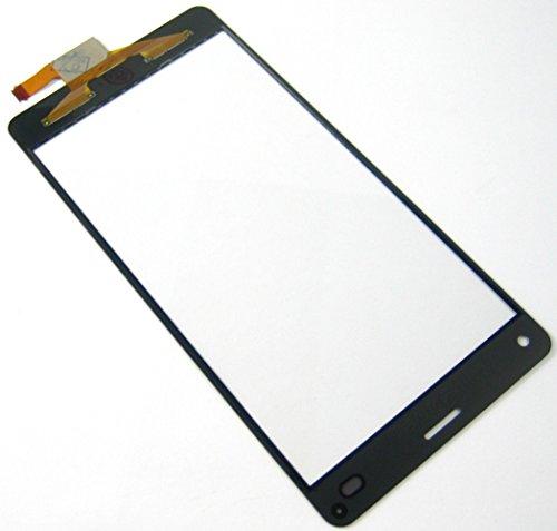 Parts Touch Screen Digitizer for Sony Xperia Z3 - Sony Xperia Z3 Compact Black