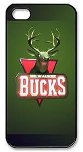 NBA Milwaukee Bucks Logo Customizable Case For Ipod Touch 5 Cover Case