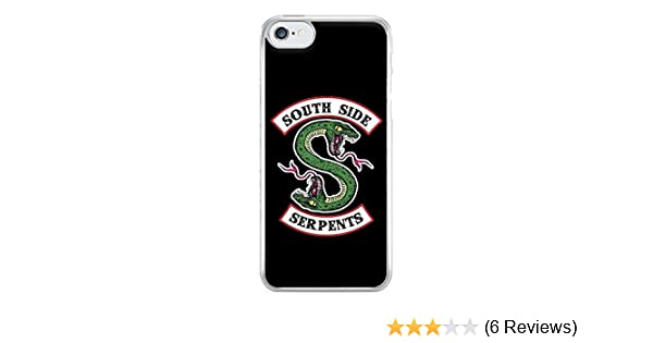 Amazon.com: Fun Cases - Southside Serpents - Riverdale Phone Case - iPhone 7 Compatible: Electronics